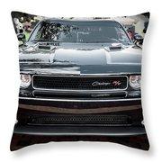 2013 Dodge Challenger  Throw Pillow