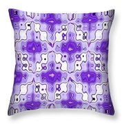 Abstract 120 Throw Pillow