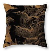 Abstract 24 Throw Pillow