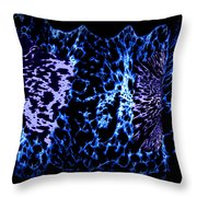 Abstract 80 Throw Pillow