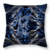 Abstract 97 Throw Pillow