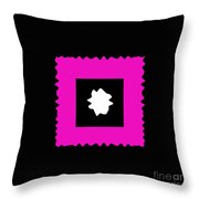 Abstract Art Collection Throw Pillow