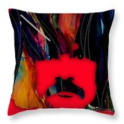 Burton Cummings Collection Throw Pillow