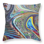 By Every Means  Throw Pillow