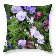 Callaway Gardens Throw Pillow