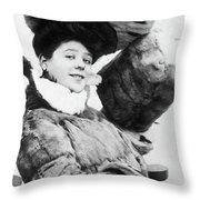 Camille Clifford (1885-1971) Throw Pillow