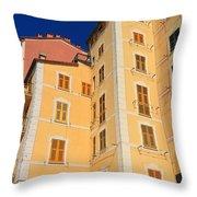 Camogli - Italy Throw Pillow