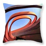 Design Museum Holon Throw Pillow