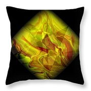 Diamond 105 Throw Pillow