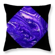 Diamond 202 Throw Pillow
