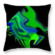 Diamond 205 Throw Pillow