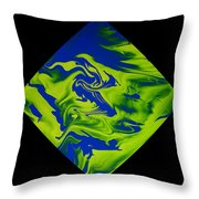 Diamond 210 Throw Pillow