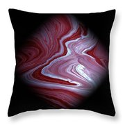 Diamond 214 Throw Pillow