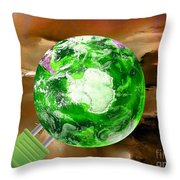eco Throw Pillow
