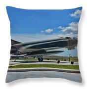 F-4 Phantom II Throw Pillow