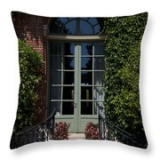 Filoli Throw Pillow