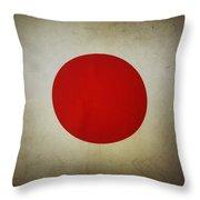 Flag Throw Pillow