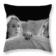 Friends Throw Pillow