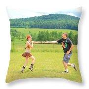 Frolic Rw2k14 Throw Pillow