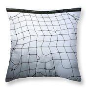 Goal Throw Pillow