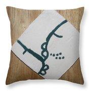 Grace - Tile Throw Pillow