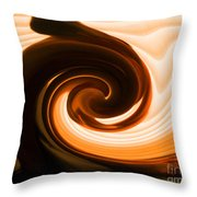 Inner Light Throw Pillow