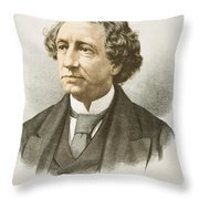 John Alexander Macdonald  Throw Pillow