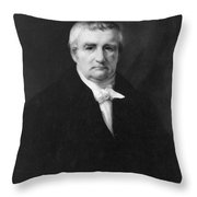 John Jacob Astor (1763-1848) Throw Pillow