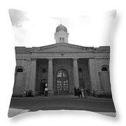Kingston Penitentiary Throw Pillow