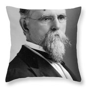 Lew Wallace (1827-1905) Throw Pillow