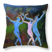Main Stage IIi Throw Pillow