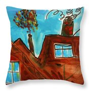 3 Million Tons Per Year Throw Pillow