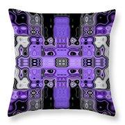Motility Series 1 Throw Pillow
