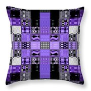 Motility Series 2 Throw Pillow