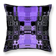 Motility Series 3 Throw Pillow