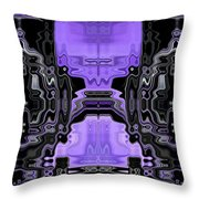 Motility Series 4 Throw Pillow