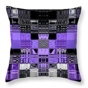Motility Series 6 Throw Pillow