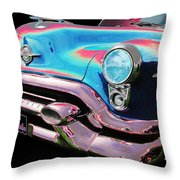 Oldsmobile Throw Pillow