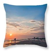 Panama City Florida Throw Pillow
