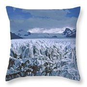 Perito Moreno Glacier Argentina 2 Throw Pillow