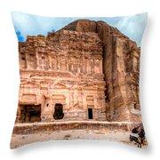 Petra Throw Pillow