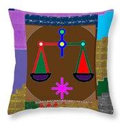 Pure Decorations Zodiac Symbol Art Throw Pillow