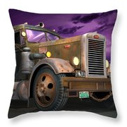 Ready 2 Duel Throw Pillow