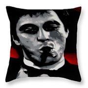 Scarface 2013 Throw Pillow