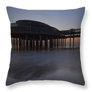 Scheveningen Throw Pillow by Joana Kruse