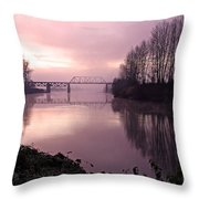 Snohomish Throw Pillow
