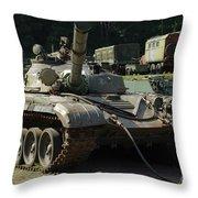T-72 /2/ Throw Pillow