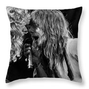 Tesla - Jeff Keith Throw Pillow