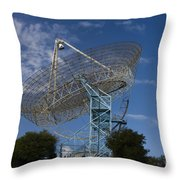 The Dish Stanford University Throw Pillow