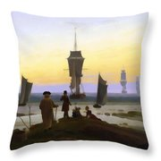 The Stages Of Life  Throw Pillow